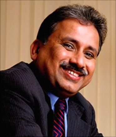 Suresh Vaswani.