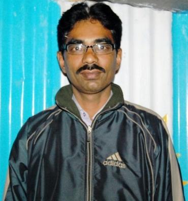 Arup Chakraborty.