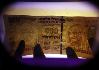 'India is doing nothing to get back black money abroad!'