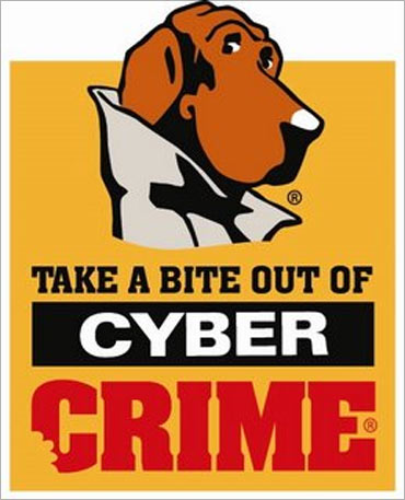 Cyber crime on the rise.
