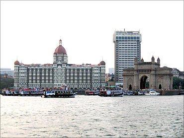 Harvard to study about the Taj hotel.
