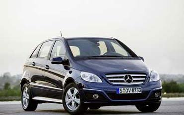 Mercedes may develop small car for India