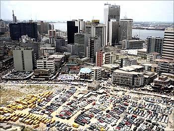 Nigerian capital Abuja.