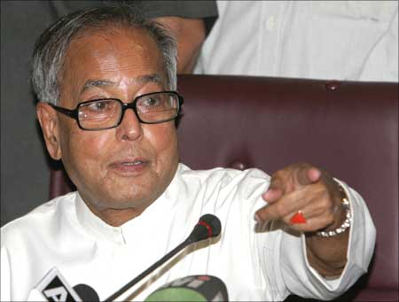 President Pranab Mukherjee.
