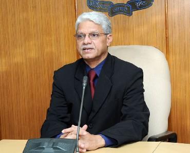 IMD Director General Ajit Tyagi