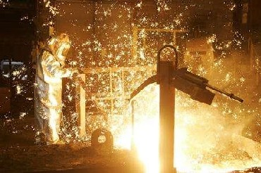 World's largest steel producers; India 4th