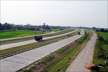 Allahabad Bypass.
