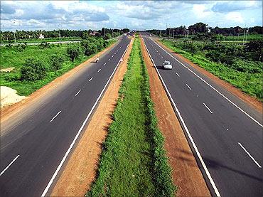 Durgapur Expressway.
