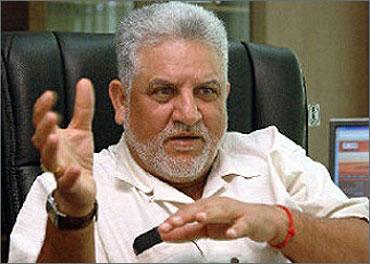 Former directorate general of hydrocarbons V K Sibal.