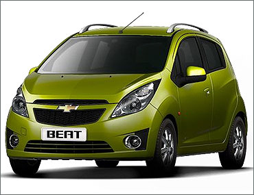Chevrolet Beat Diesel.