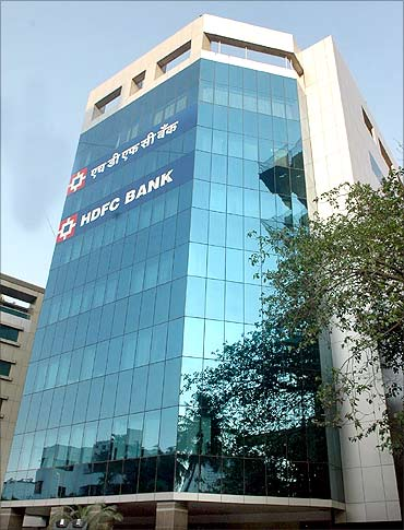 HDFC Bank.
