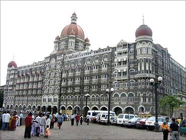 Taj Mahal Hotel, Mumbai.