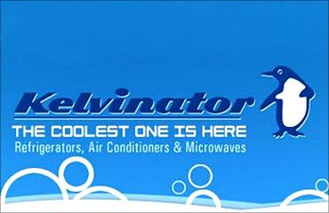 Kelvinator brand.