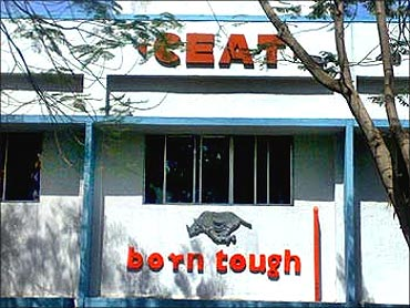 CEAT office building.