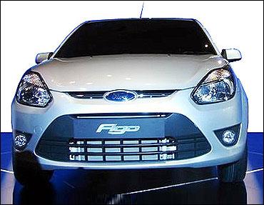 Ford Figo.