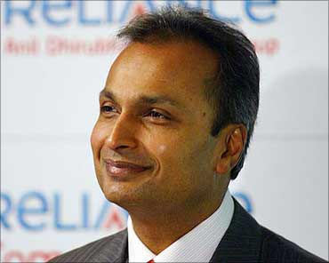Reliance ADAG chairman Anil Ambani.