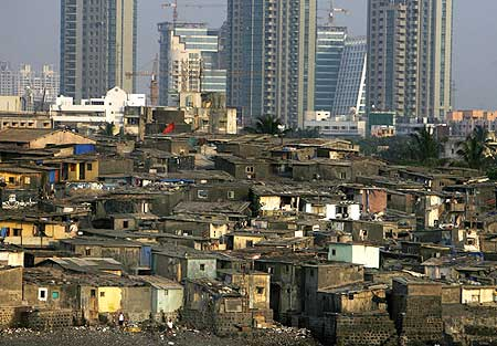 Mumbai's real estate market drying up