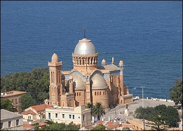 Notre Dame D'Afrique, Algiers.
