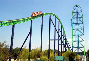 Kingda Ka.