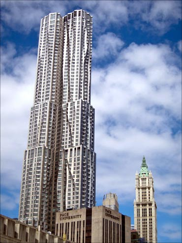 Beekman Tower.