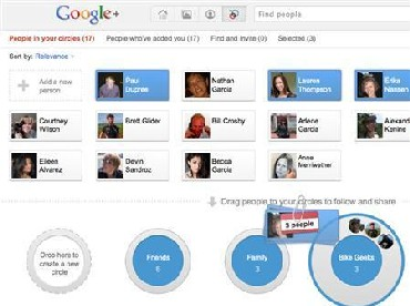 Users give Google+ the thumbs up
