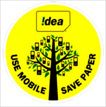 Idea Cellular gets popular.
