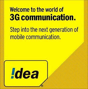 Idea 3G.