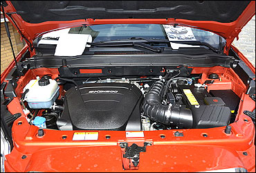 2.0-litre turbocharged diesel engine.
