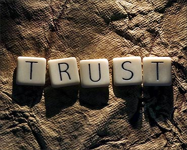 Trust is a foundation of all forms of influence.