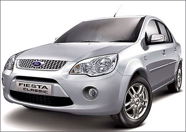 Ford Fiesta Classic. & The 8 most fuel-efficient diesel cars in India - Rediff.com Business markmcfarlin.com