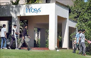 Infosys to hire 45,000 this fiscal