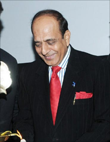 Dinesh Trivedi, the new Railway Minister.