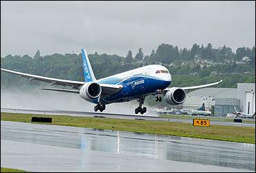 First Boeing 787 Dreamliner lands in Delhi