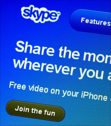 India wants access to Google, Skype, Twitter data