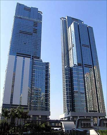 The Cullinan South Tower.