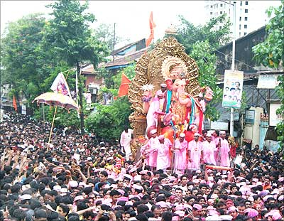 Ganesh Chaturthi is an important festival in Maharashtra.