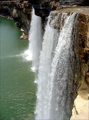 Chitrakot Waterfalls, Jagdalpur, Chhasttigarh.