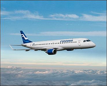Finnair.