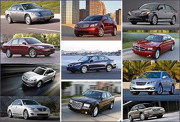 Sedans are selling like hot cakes in India.
