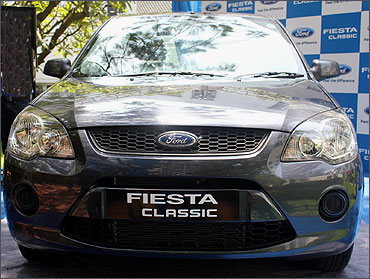 Ford Fiesta Classic.