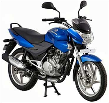 Bajaj skids in entry-level motorcycle battle