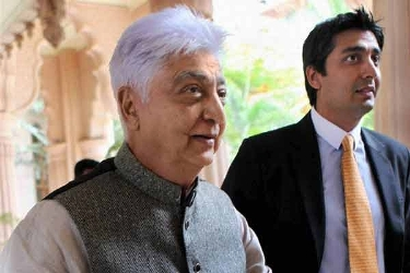 Wipro chairman Azim Premji with son Rishad.