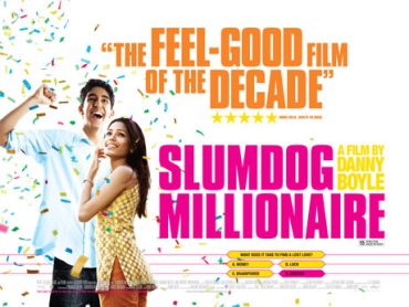 His group has also been associated with movies, such as Slumdog Millionaire.