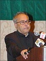 Finance Minister Pranab Mukherjee. Reuters