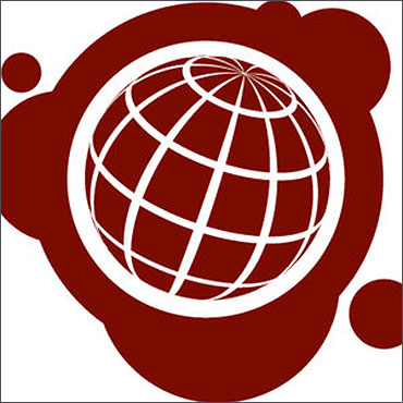 Logo of Ushahidi.