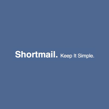 Shortmail has a link that allows the user to edit the email.