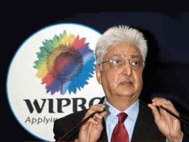Azim Premji is the founder of Wipro.