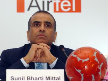 Sunil Mittal owns Bharti Airtel.