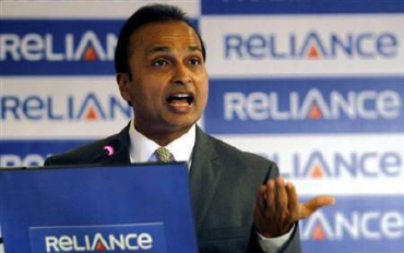 Anil Ambani too saw fall in wealth.