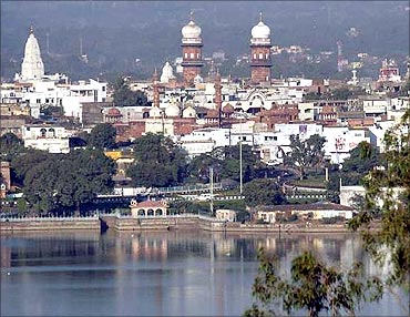Madhya Pradesh.